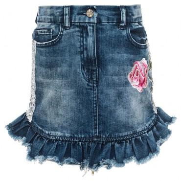 Spódnica dziewczęca Monnalisa 002553 A