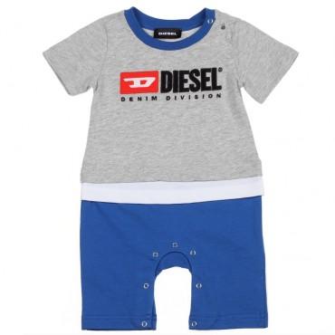 Markowa odzież niemowlęca. Pajacyk Diesel, sklep online 002558