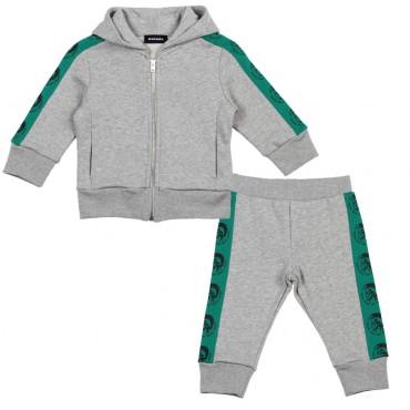Markowa odzież niemowlęca. Dres chłopięcy DIESEL, euroyoung 002567