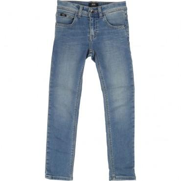 Jeansy chłopięce Hugo Boss, sklep online 002574