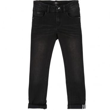 Jeansy chłopięce Hugo Boss, sklep online 002575