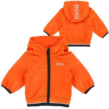 Ubranka dla dzieci, kurtka Hugo Boss, euroyoung 002579