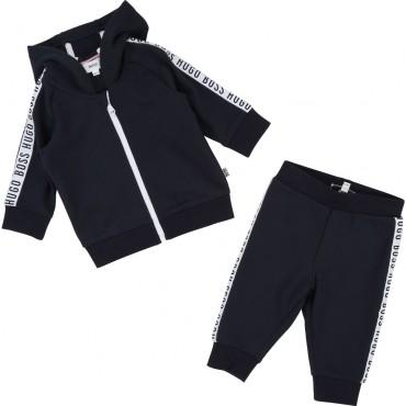 Ekskluzywne ubranka dla niemowląt Dres Hugo Boss, 002581