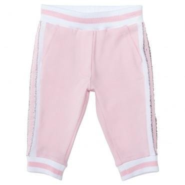 Ekskluzywne spodnie niemowlęce Monnalisa, euroyoung 002587