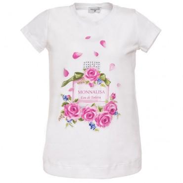 Koszulka dziewczęca MONNALISA, sklep online 002591