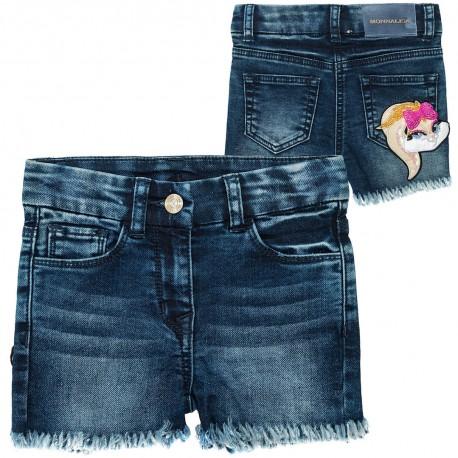 Szorty dziewczęce MONNALISA 002595, sklep online, moda dla dzieci.