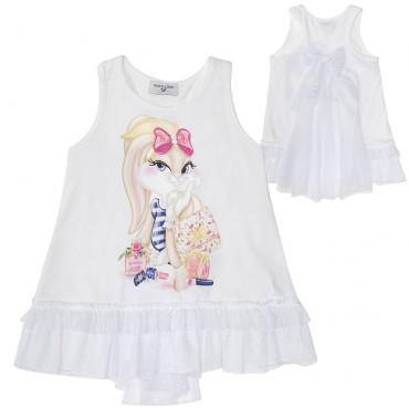Ekskluzywne ubranka dla dzieci MONNALISA, top 002597 A