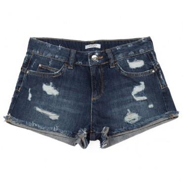 Ekskluzywne ubrania dla dzieci Liu Jo, szorty 002604 B