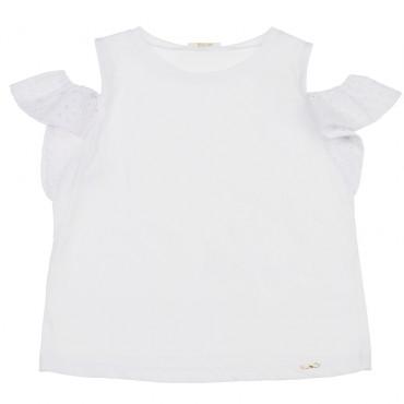 Bluzka biała Liu Jo 002607 przód