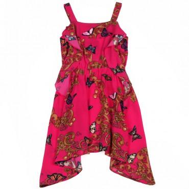 Markowe ubrania dla dzieci, sukienka Liu Jo 002609