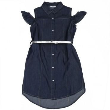 Modne ubrania dla dzieci, sukienka Liu Jo 002610