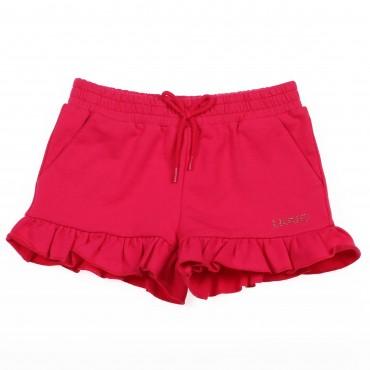 Różowe szorty Liu Jo przód 002614