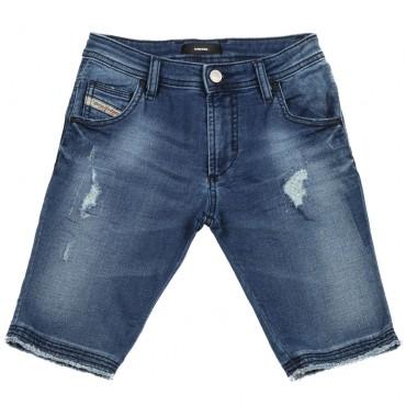 Designerskie ubrania dla dzieci. Szorty Diesel 002622.
