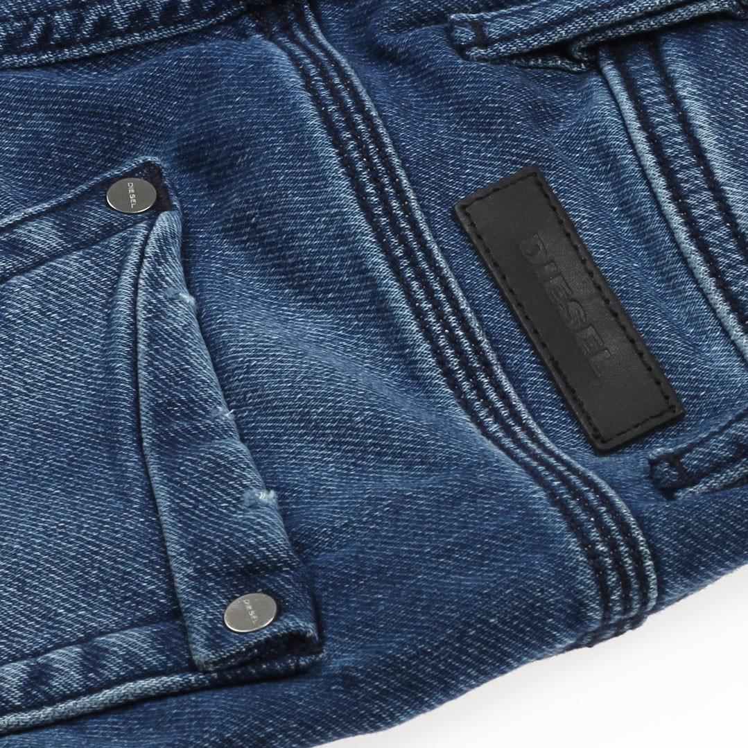 b071944426084 Designerskie ubrania dla dzieci. Szorty chłopięce Diesel 002622.