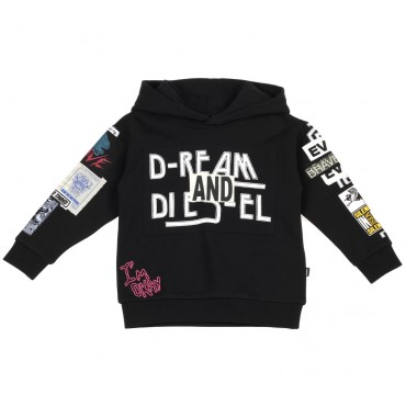 Ubrania chłopięce Diesel, bluza 00J48D