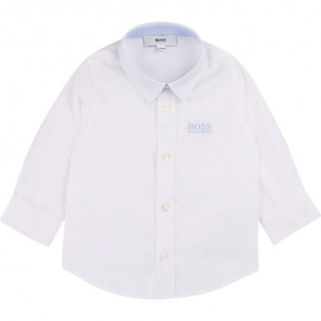 Koszula chłopięca HUGO BOSS, ekskluzywne ubranka 002629