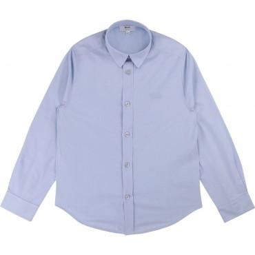 Koszula chłopięca HUGO BOSS, ekskluzywne ubranka 002635