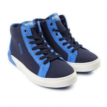 Buty chłopięce HUGO BOSS 002636