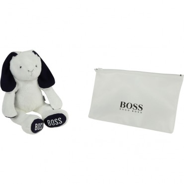 Ekskluzywna maskotka niemowlęca Hugo Boss, 002638