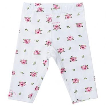 Ekskluzywne ubranka dla niemowląt. Legginsy Monnalisa 002641.