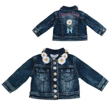Ekskluzywne ubranka dla niemowląt. Kurtka Monnalisa 002648.
