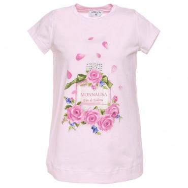 Oryginalne ubrania dla dzieci, koszulka Monnalisa 002654.