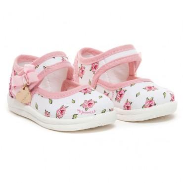 Oryginalne buty dla dzieci, obuwie dziewczęce Monnalisa 002657.