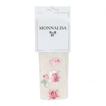 Ekskluzywna odzież dla dzieci, rajstopy Monnalisa 002560.