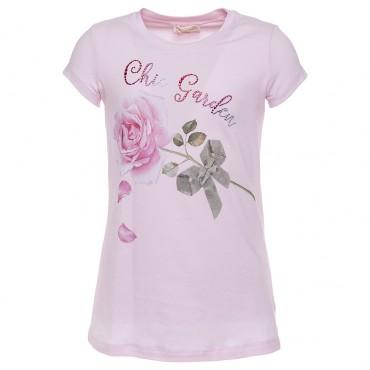 Oryginalne ubrania dla dzieci, koszulka Monnalisa 002665.