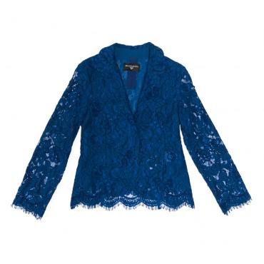 Luksusowe ubrania dla dzieci, marynarka Monnalisa 002667