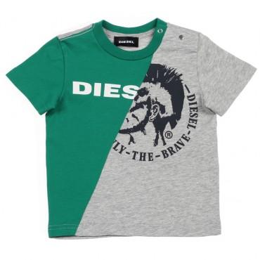 Odzież niemowlęca. Koszulka chłopięca DIESEL, sklep online 002674