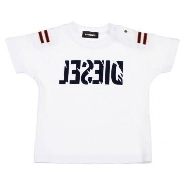 Koszulka niemowlęca Diesel 002676