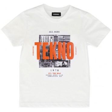 Koszulka chłopięca DIESEL, sklep online 002677