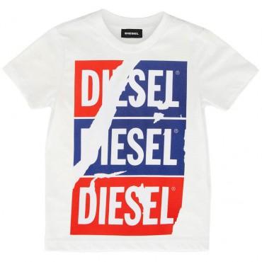 Koszulka chłopięca DIESEL, sklep online 002678