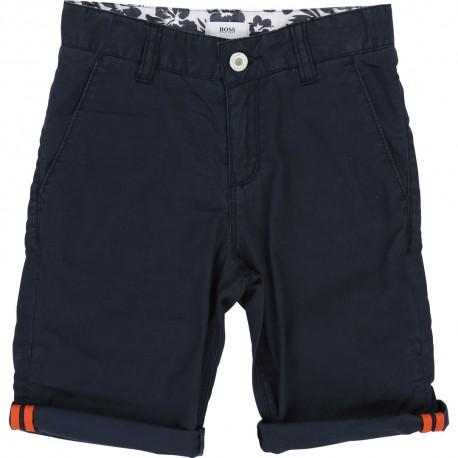 c1ac1bf42597a Oryginalne ubranka dla dzieci, szorty chłopięce Hugo Boss J24599.