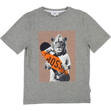 Koszulka chłopięca Hugo Boss, euroyoung 002692