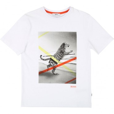 Koszulka chłopięca Hugo Boss, euroyoung 002693