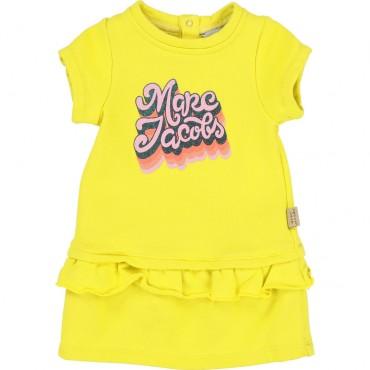 Sukienka niemowlęca Little Marc Jacobs 002715