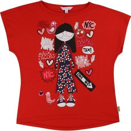 Designerskie ubrania dla dzieci, koszulka LMJ 002717, moda dla dzieci.