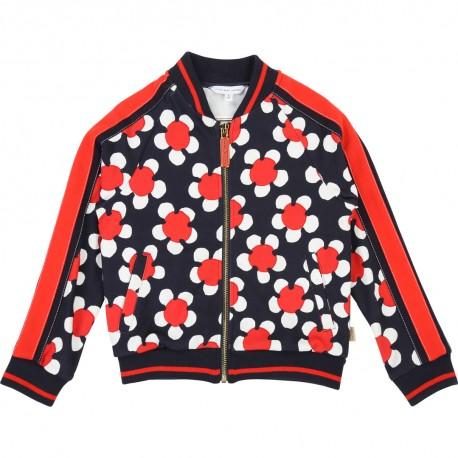 Bluza dziewczęca Little Marc Jacobs 002718, sklep online, designerskie ubrania dla dzieci.
