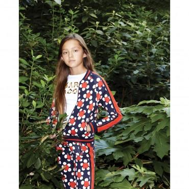 Bluza dziewczęca Little Marc Jacobs, sklep online 002718 B