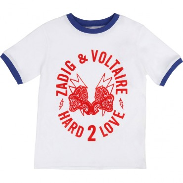 Koszulka chłopięca Zadig&Voltaire 002728