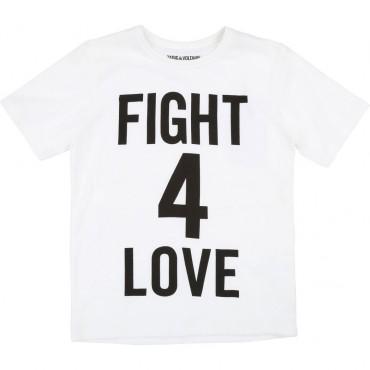 Koszulka chłopięca Zadig&Voltaire 002729