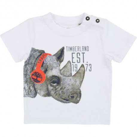 Koszulka niemowlęca Timberland 002736