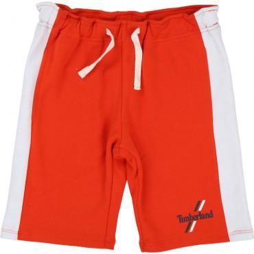 Oryginalne ubrania dla chłopców. Szorty Timberland 002752.