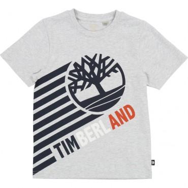 Ubrania dla chłopców, koszulka Timberland 002754.