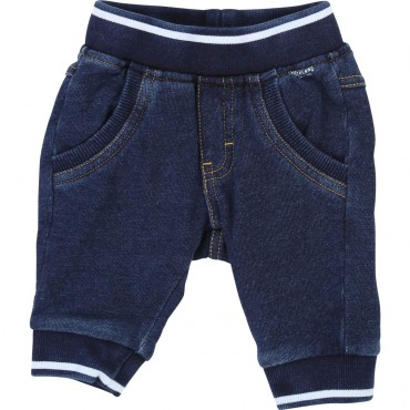 Ubranka dla niemowląt. Spodnie niemowlęce Timberland 002759.