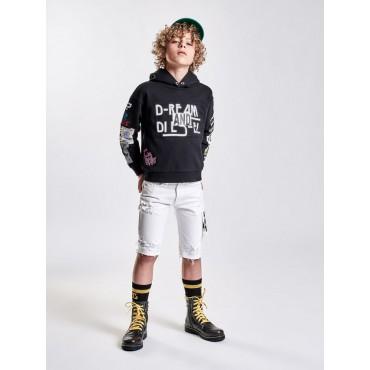Designerskie ubrania dla dzieci Diesel, bluza 00J48D