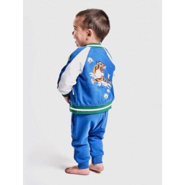 Ekskluzywne ubranka dla niemowląt. Bluza chłopięca Diesel, sklep online 002563 A