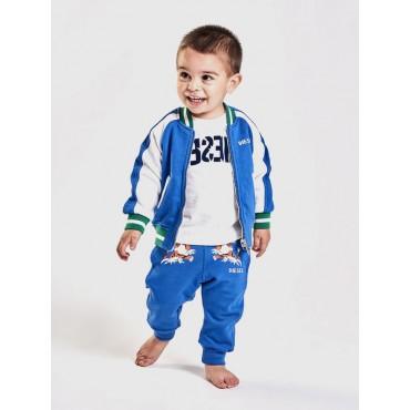 Markowa odzież niemowlęca. Spodnie chłopięce DIESEL, shop online 002564 C